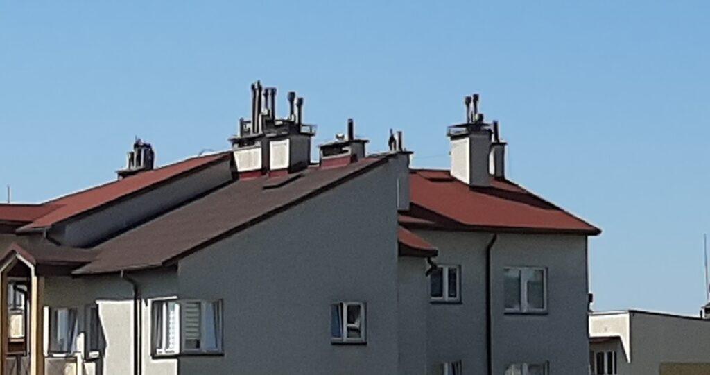 Os. Śródmieście – czyszczenie przewodów kominowych