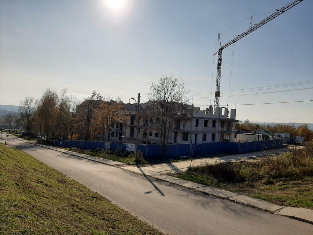 Jaskier – ul. Na Kotlinę 27 – Ostatnie wolne mieszkania!