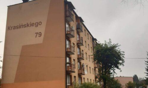 Krasińskiego 79 – przegląd inst. elektrycznej