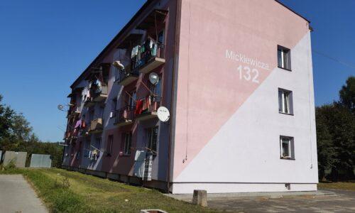 Mickiewicza 132 – kl. II – remont 2 szt. balkonów