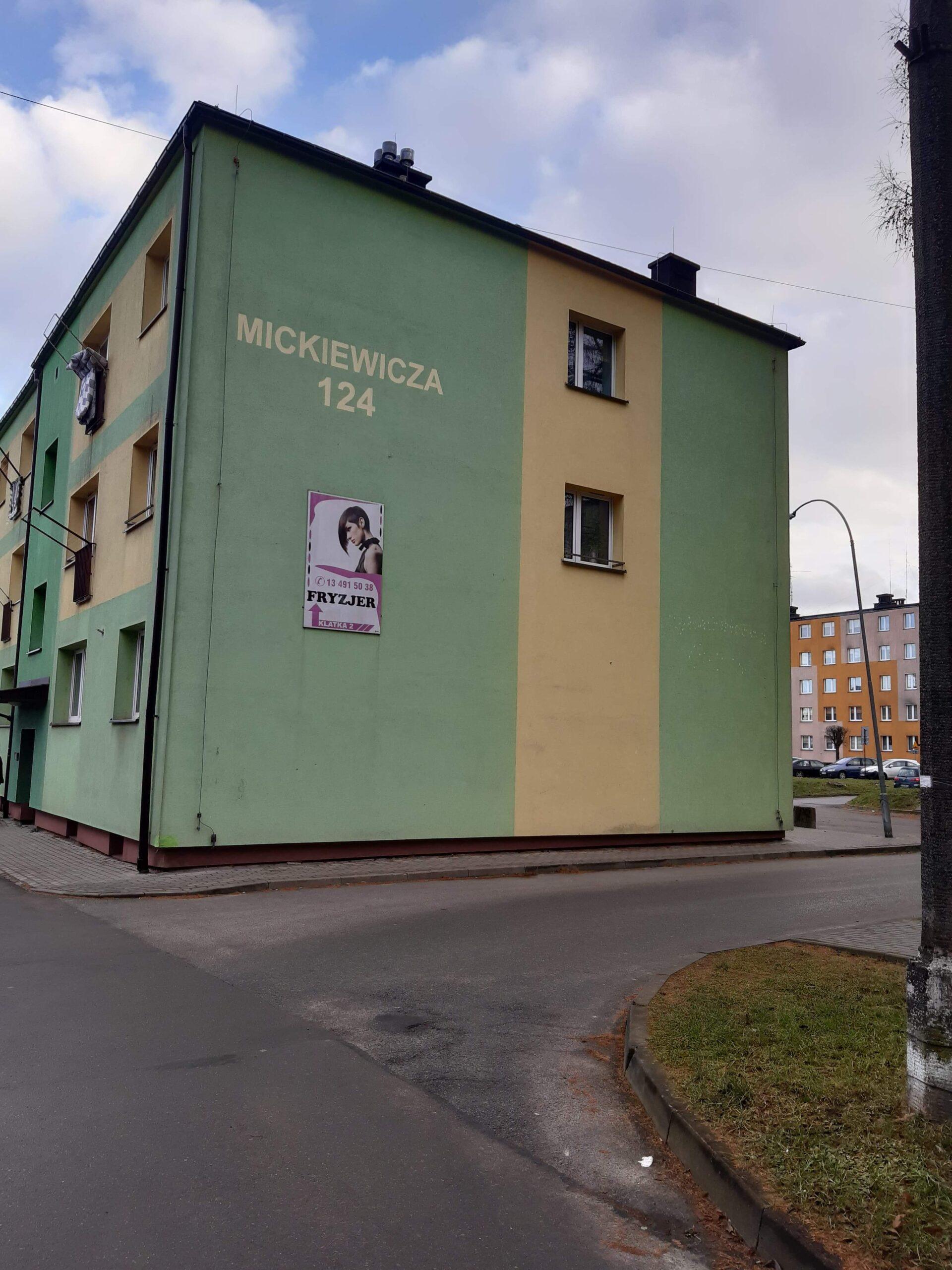 Mickiewicza 124