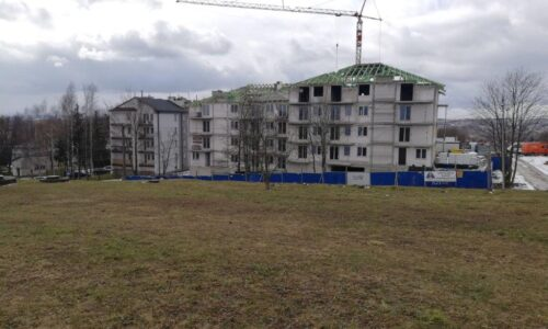 Jaskier – ul. Na Kotlinę 27 – aktualności z placu budowy