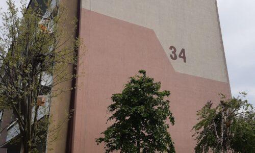 Szkolna 34 – remont z dociepleniem loggii