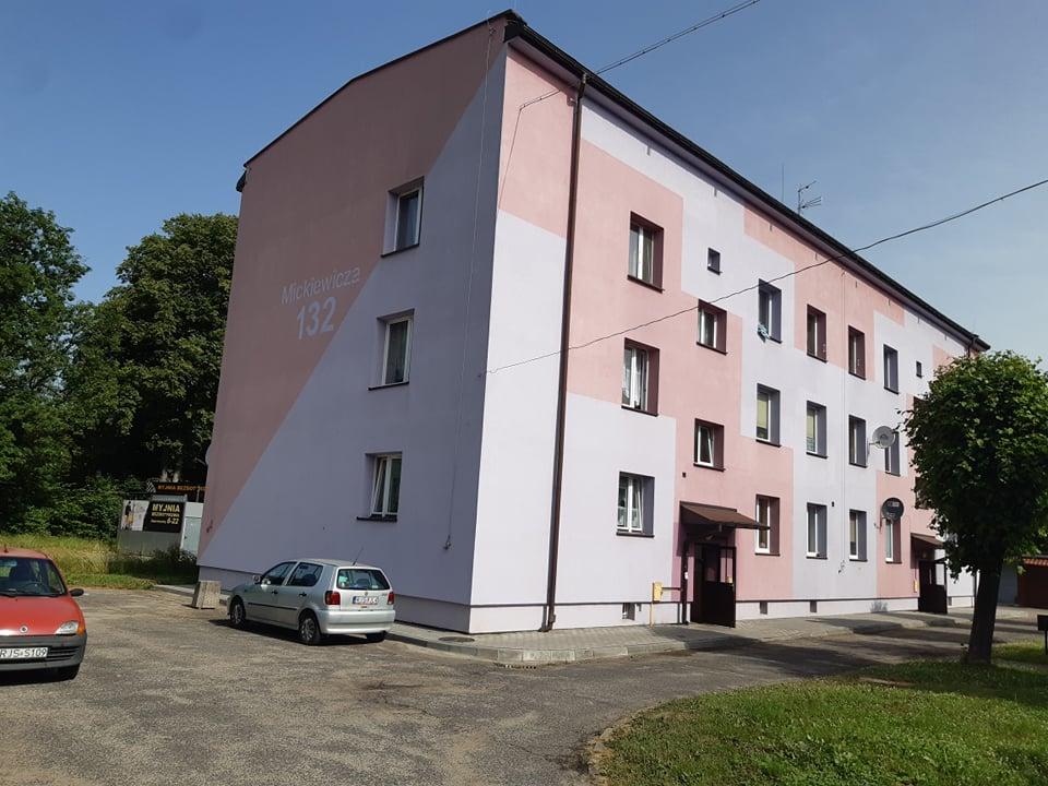 Mickiewicza 132 – II kl. – remont balkonów