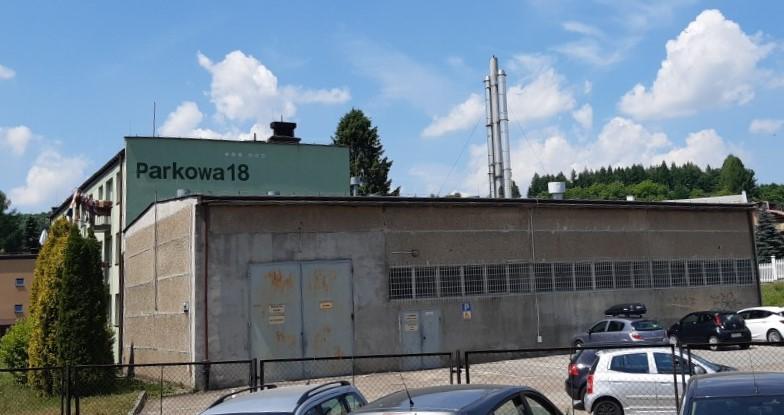 Biecz – ul. Parkowa 18 – nadbudowa budynku b. kotłowni